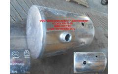 Бак топливный 380литров круглый H2/H3 фото Магнитогорск